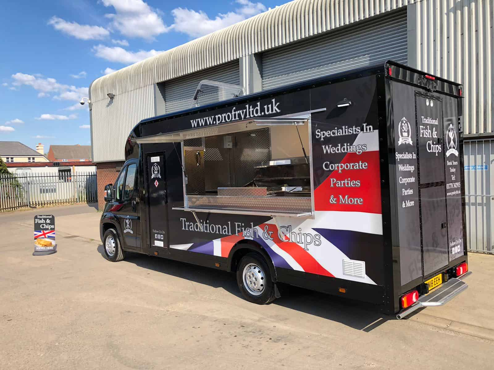 The Key to Success in Mobile Catering